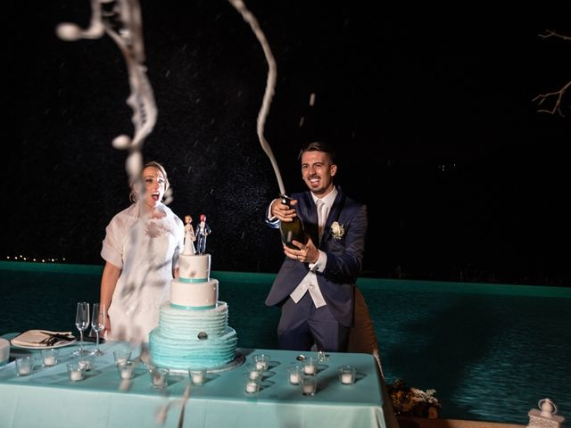 Il matrimonio di Luca e Valentina a Carmignano, Prato 47