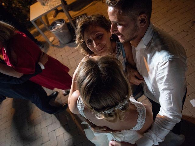 Il matrimonio di Luca e Valentina a Carmignano, Prato 48