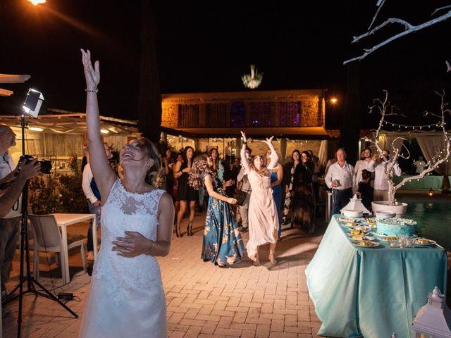 Il matrimonio di Luca e Valentina a Carmignano, Prato 49