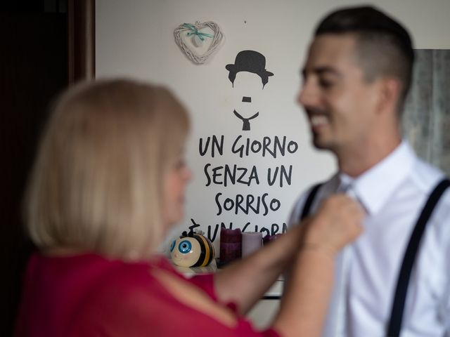 Il matrimonio di Luca e Valentina a Carmignano, Prato 57