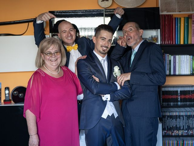 Il matrimonio di Luca e Valentina a Carmignano, Prato 65