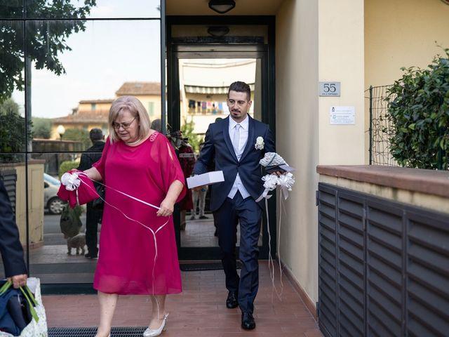 Il matrimonio di Luca e Valentina a Carmignano, Prato 66