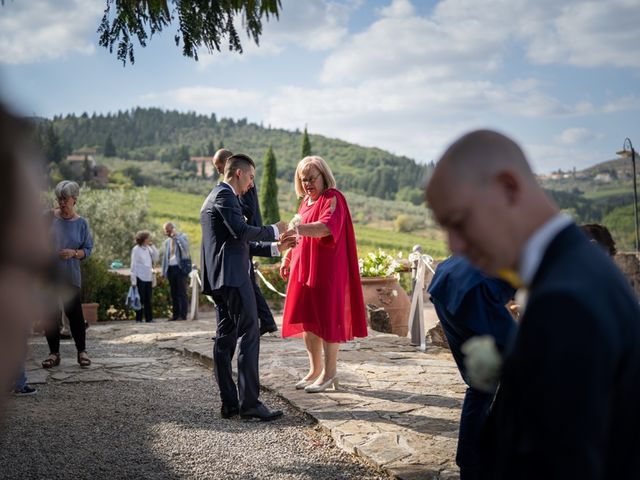 Il matrimonio di Luca e Valentina a Carmignano, Prato 72