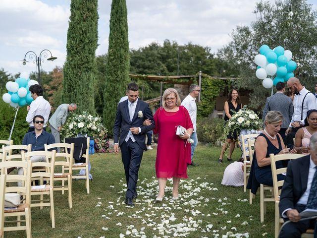 Il matrimonio di Luca e Valentina a Carmignano, Prato 73