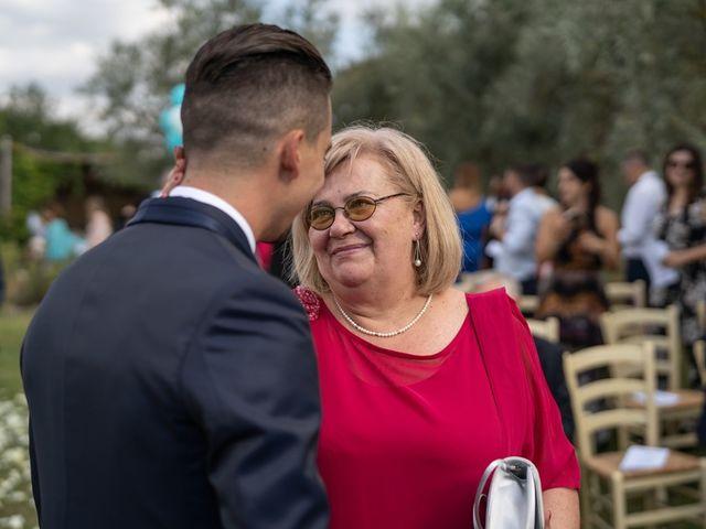 Il matrimonio di Luca e Valentina a Carmignano, Prato 74