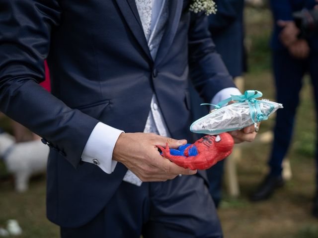 Il matrimonio di Luca e Valentina a Carmignano, Prato 75