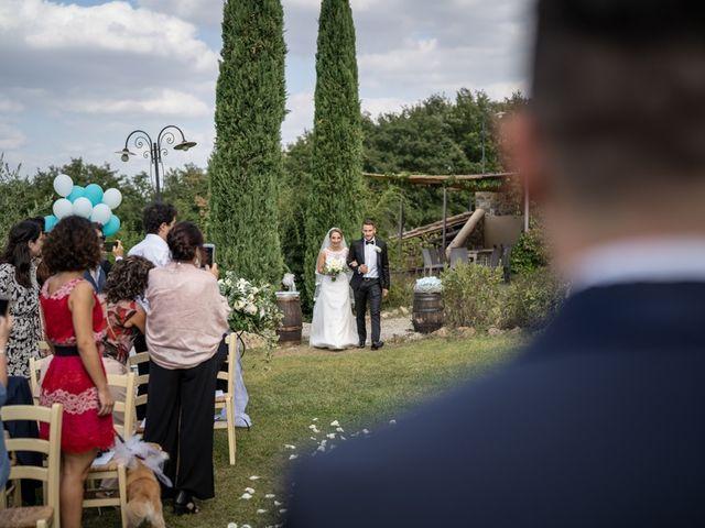 Il matrimonio di Luca e Valentina a Carmignano, Prato 76