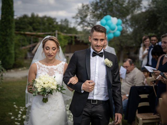 Il matrimonio di Luca e Valentina a Carmignano, Prato 77