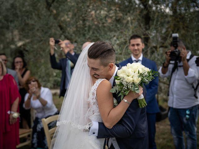 Il matrimonio di Luca e Valentina a Carmignano, Prato 78