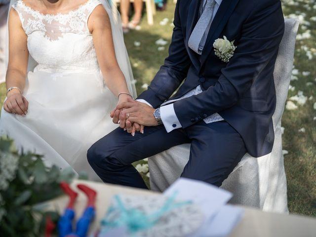 Il matrimonio di Luca e Valentina a Carmignano, Prato 80