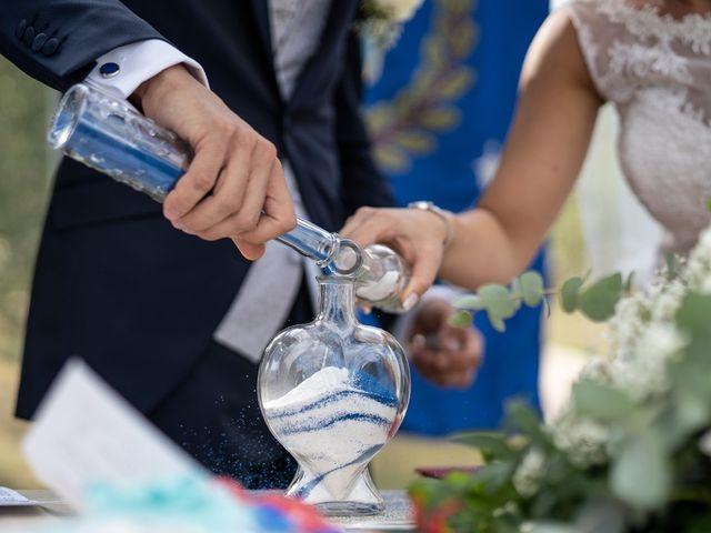 Il matrimonio di Luca e Valentina a Carmignano, Prato 81