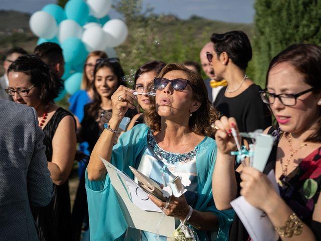 Il matrimonio di Luca e Valentina a Carmignano, Prato 85