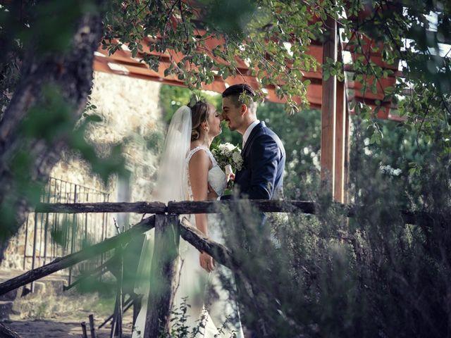 Il matrimonio di Luca e Valentina a Carmignano, Prato 87