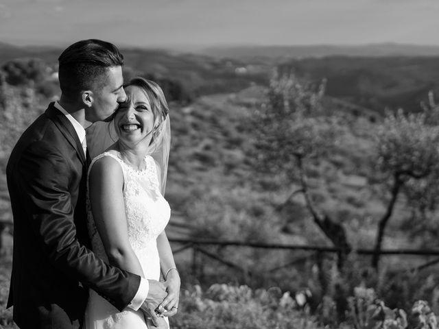 Il matrimonio di Luca e Valentina a Carmignano, Prato 89