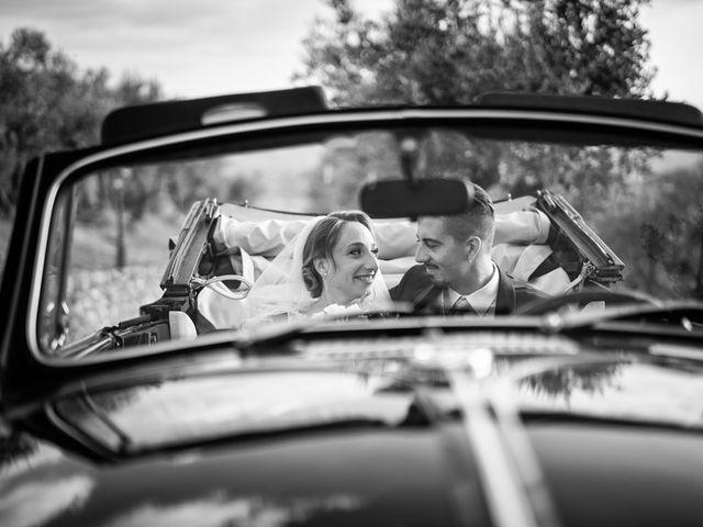 Il matrimonio di Luca e Valentina a Carmignano, Prato 91