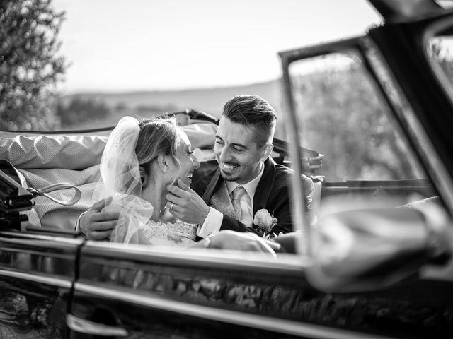 Il matrimonio di Luca e Valentina a Carmignano, Prato 92