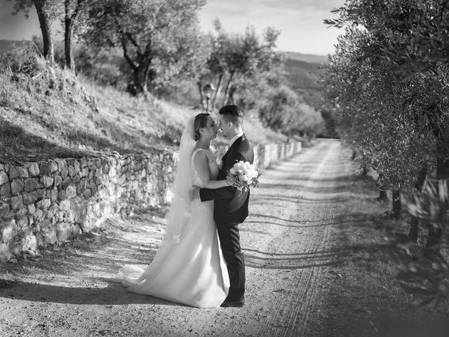 Il matrimonio di Luca e Valentina a Carmignano, Prato 93