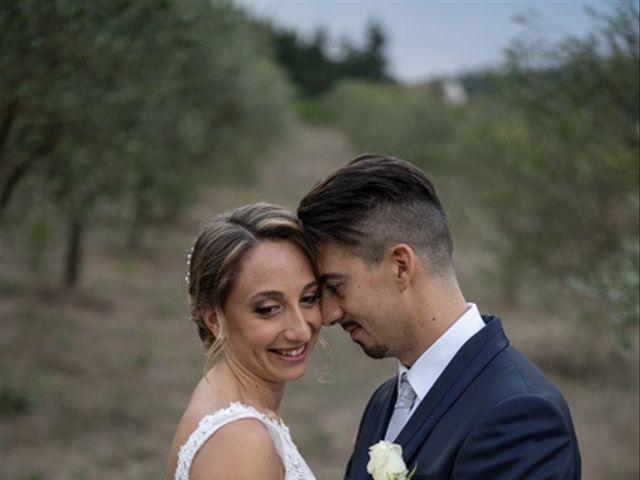 Il matrimonio di Luca e Valentina a Carmignano, Prato 94