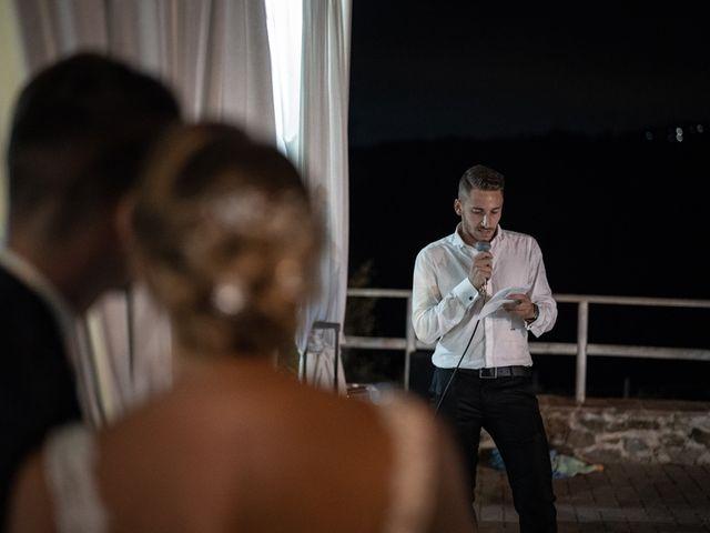 Il matrimonio di Luca e Valentina a Carmignano, Prato 98