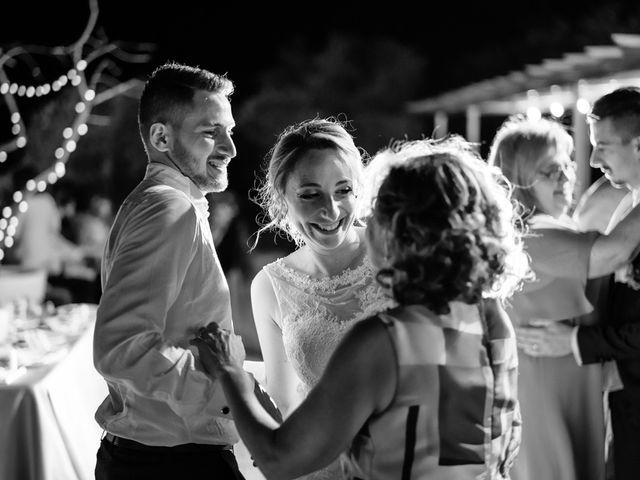 Il matrimonio di Luca e Valentina a Carmignano, Prato 100