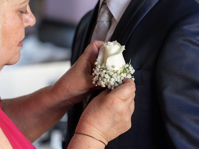 Il matrimonio di Luca e Valentina a Carmignano, Prato 102