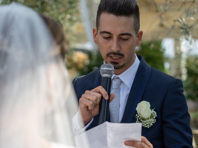 Il matrimonio di Luca e Valentina a Carmignano, Prato 107