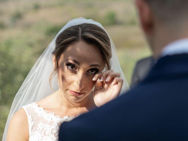 Il matrimonio di Luca e Valentina a Carmignano, Prato 108
