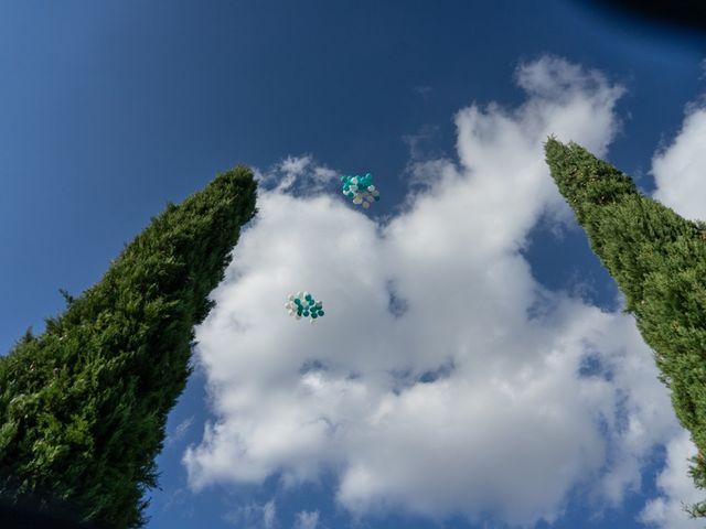 Il matrimonio di Luca e Valentina a Carmignano, Prato 111