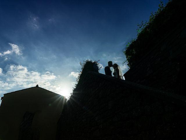 Il matrimonio di Luca e Valentina a Carmignano, Prato 112