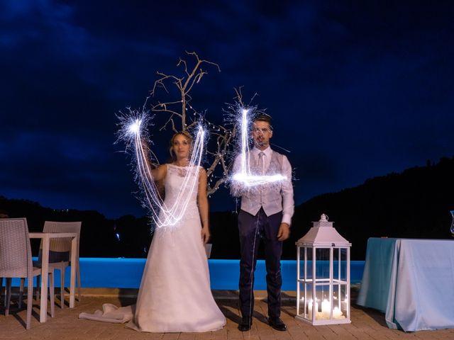 Il matrimonio di Luca e Valentina a Carmignano, Prato 116