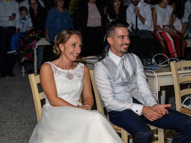 Il matrimonio di Luca e Valentina a Carmignano, Prato 117