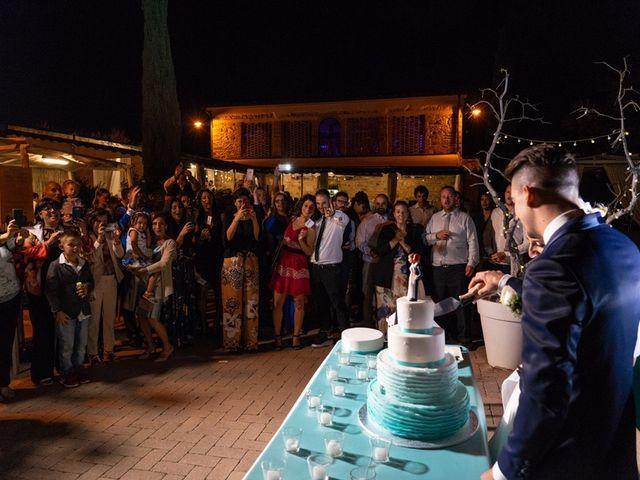 Il matrimonio di Luca e Valentina a Carmignano, Prato 118