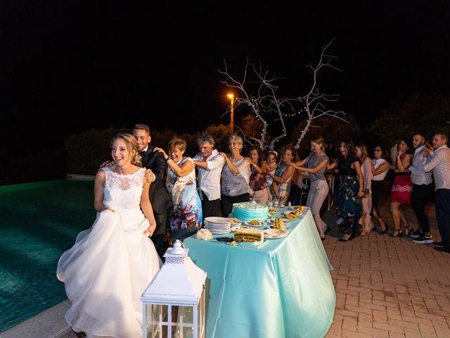 Il matrimonio di Luca e Valentina a Carmignano, Prato 120