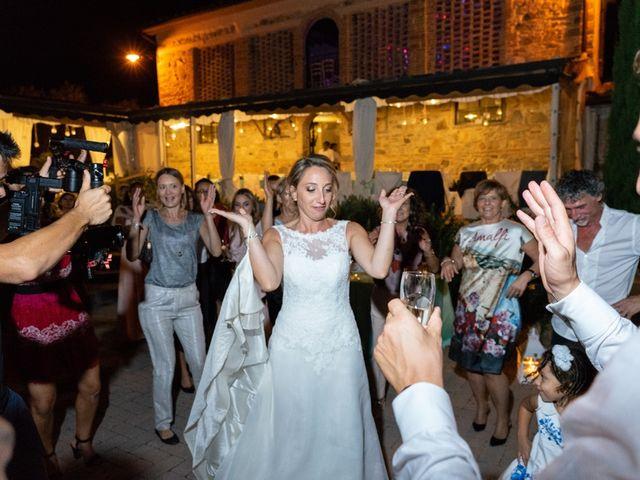Il matrimonio di Luca e Valentina a Carmignano, Prato 121