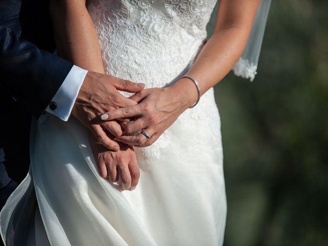 Il matrimonio di Luca e Valentina a Carmignano, Prato 124