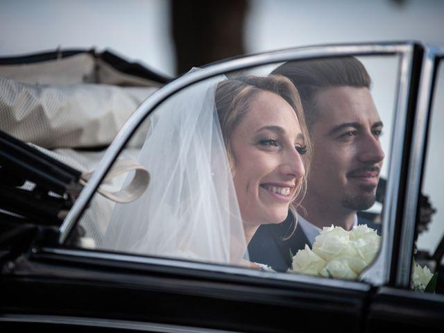 Il matrimonio di Luca e Valentina a Carmignano, Prato 125