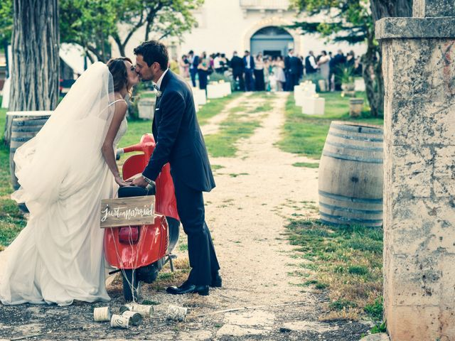 Le nozze di Ilenia e Vincenzo