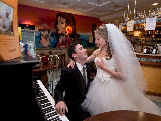Le nozze di Candela e Francesco