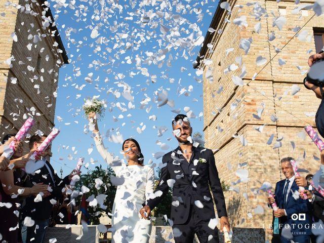 Il matrimonio di Matteo e Claudia  a Spoltore, Pescara 12