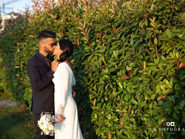 Il matrimonio di Matteo e Claudia  a Spoltore, Pescara 17