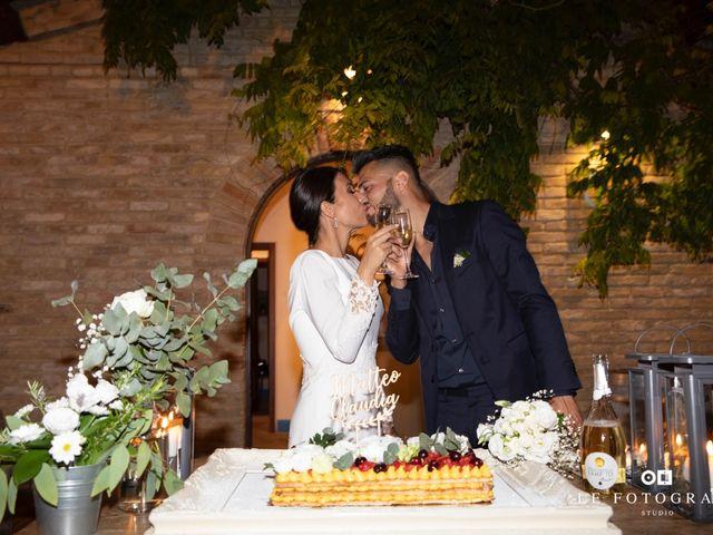 Il matrimonio di Matteo e Claudia  a Spoltore, Pescara 27