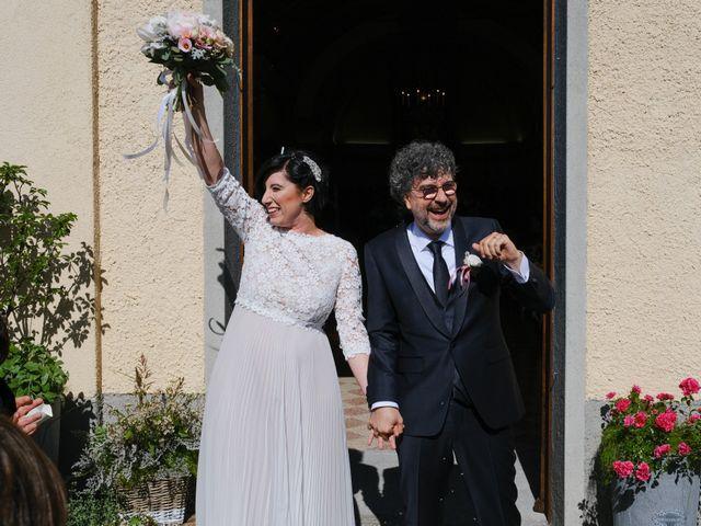 Il matrimonio di Stefano e Beatrice a Berceto, Parma 26