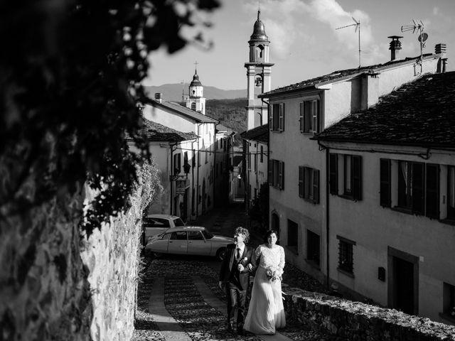 Il matrimonio di Stefano e Beatrice a Berceto, Parma 31