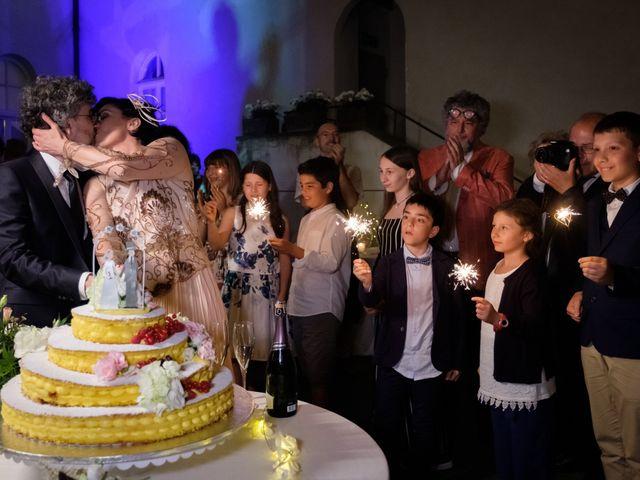 Il matrimonio di Stefano e Beatrice a Berceto, Parma 42