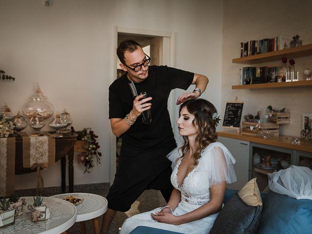 Il matrimonio di Andrea e Federica a Scordia, Catania 8