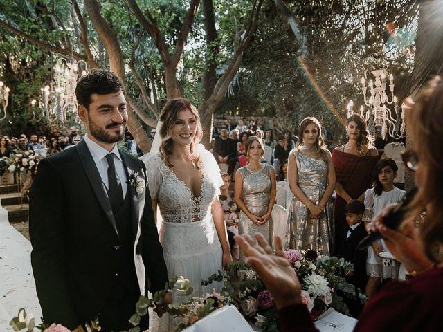 Il matrimonio di Andrea e Federica a Scordia, Catania 20