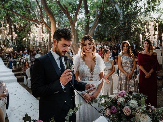 Il matrimonio di Andrea e Federica a Scordia, Catania 1