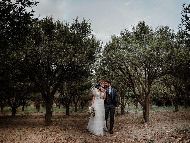 Il matrimonio di Andrea e Federica a Scordia, Catania 34