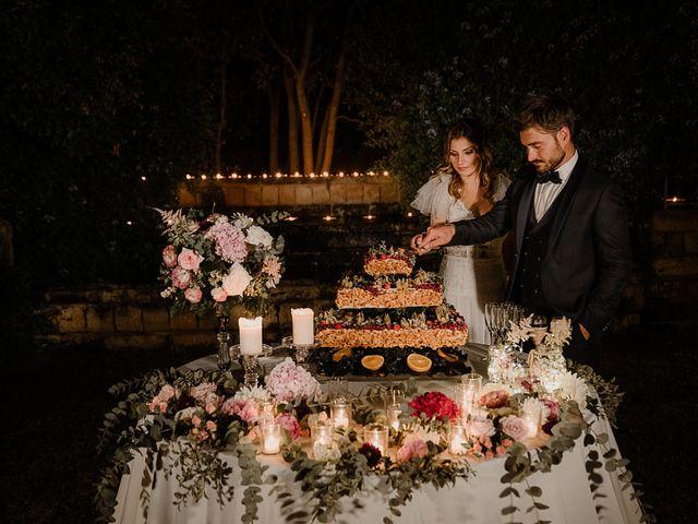 Il matrimonio di Andrea e Federica a Scordia, Catania 45