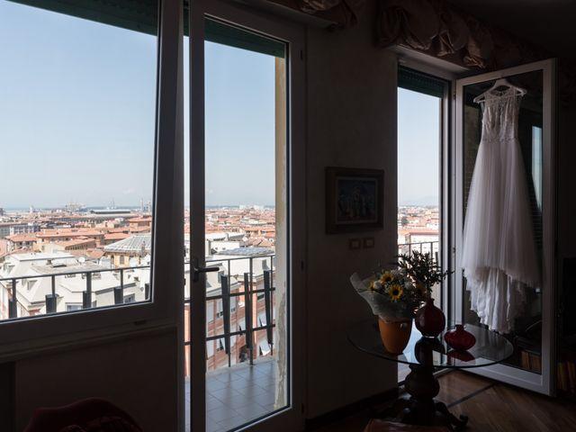 Il matrimonio di Luca e Carolina a Livorno, Livorno 1